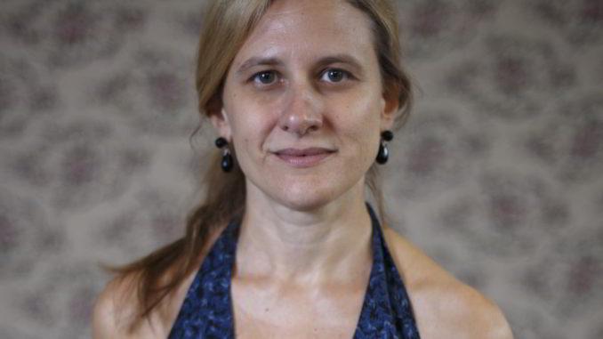 Chiara Lagani per laboratorio drammaturgico ad Albenga