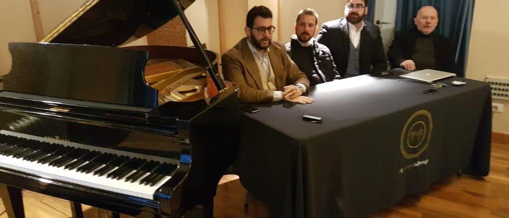 Presentazione concerto di natale ad Albenga