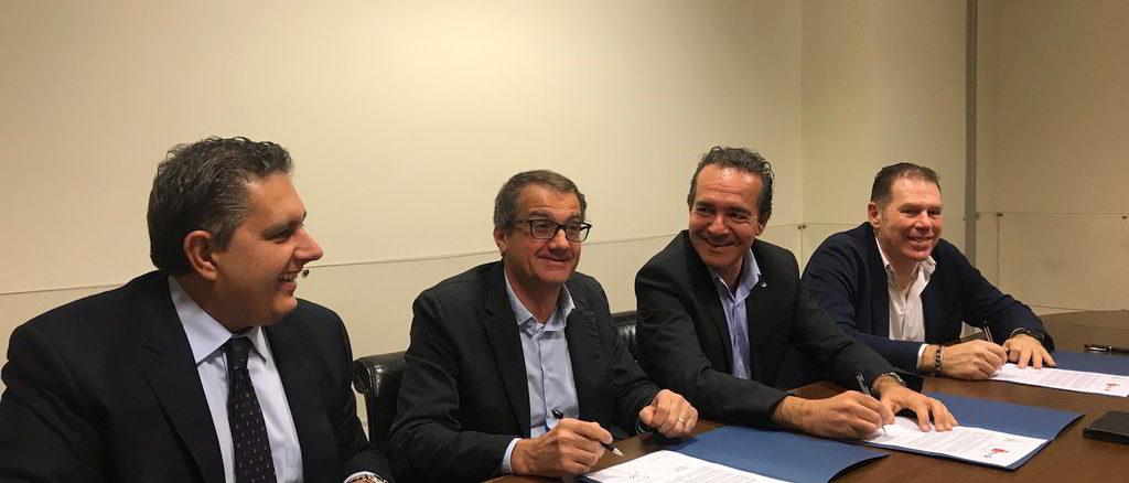 sigla intesa bilancio Toti REgione Liguria - OOSS