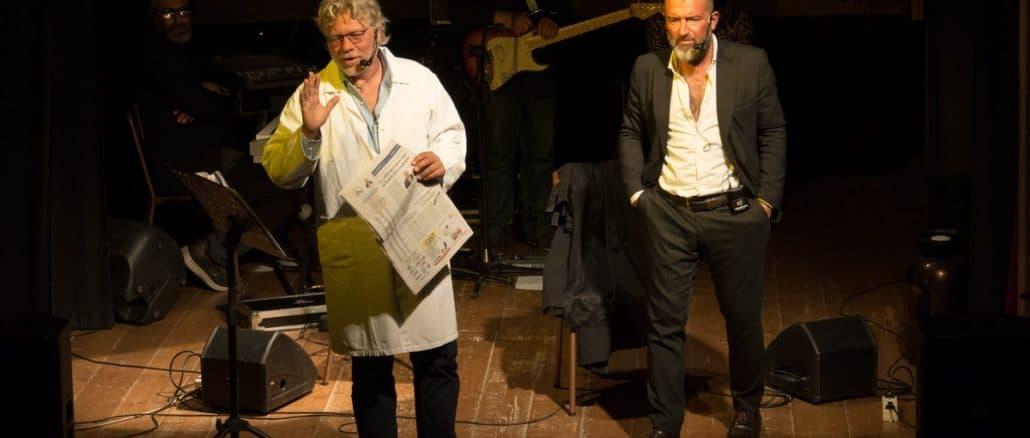 Marco Ghini e Bruno Robello De Filippis