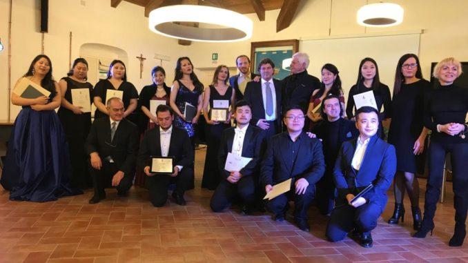 i vincitori del concorso Tosca ad Andora