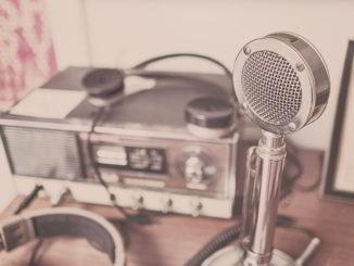 microfono radio amatore