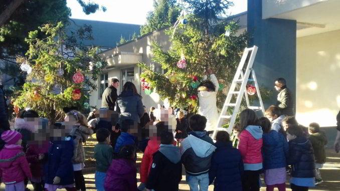 natale scuola vadino ad Albenga