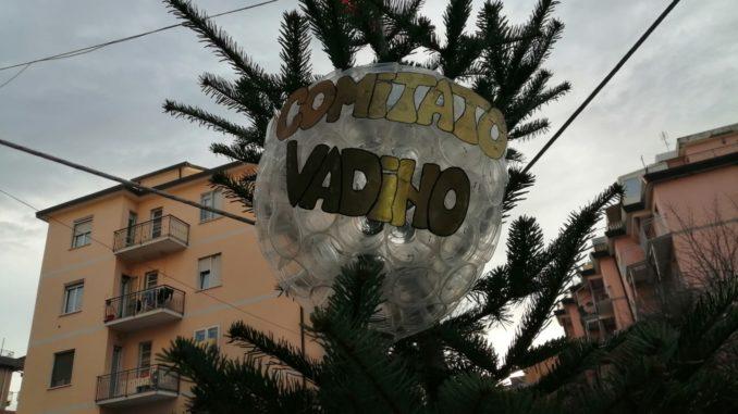 Albero di Natale Comitato Vadino ad Albenga