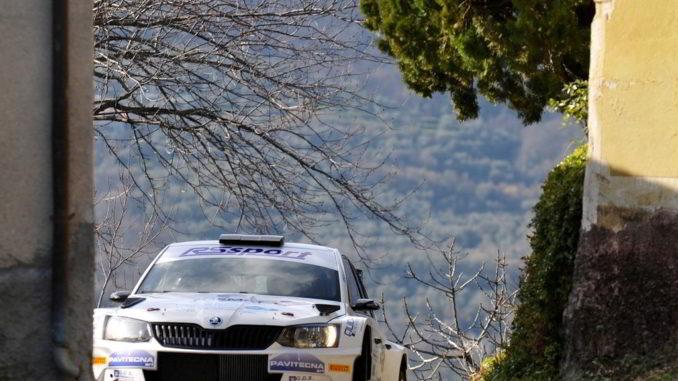 Andolfi al Ronde della Val Merula