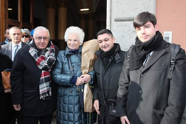 Celebrazione Schivo a Milano 03