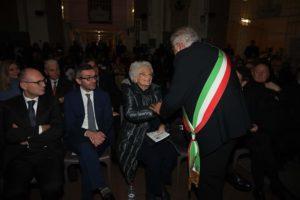 Liliana Segre e Pietro Balestra