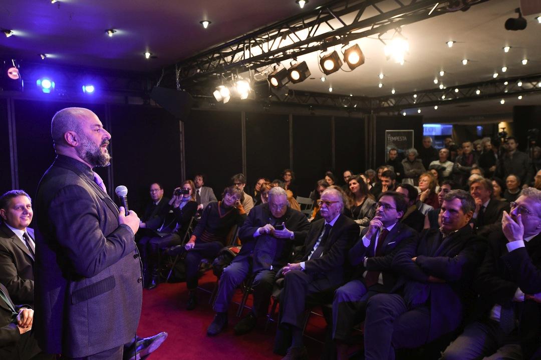 Genova Davide Livermore conferenza stampa 17 gennaio 2020 ph Paola Leoni 02