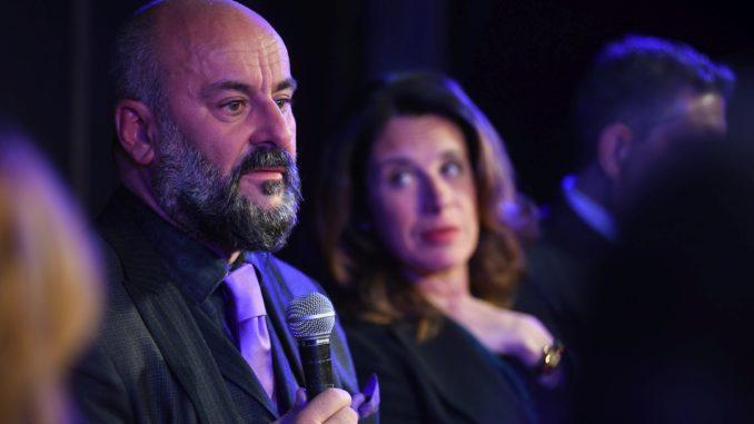 Davide Livermore e Ilaria Cavo