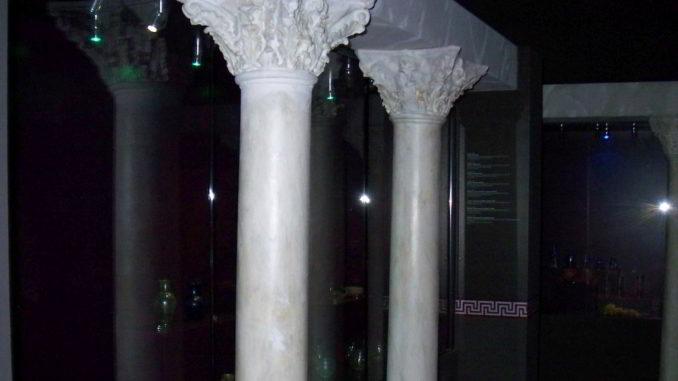 Interno Magiche trasparenze in Palazzo Oddo ad Albenga