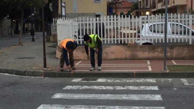 Lavori Albenga