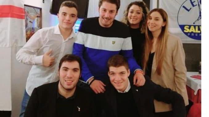 gruppo Lega Giovani Savona