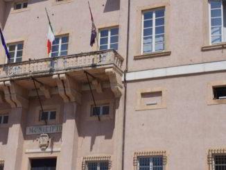 Loano, facciata Palazzo Doria