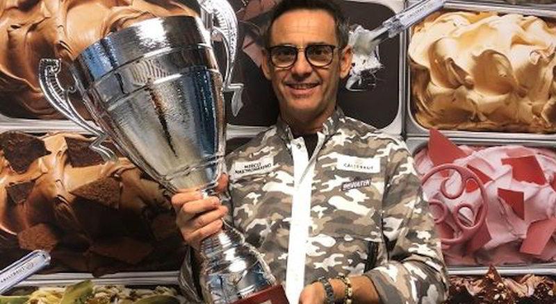 Mirco Mastromarino Primo Premio al SIGEP di Rimini