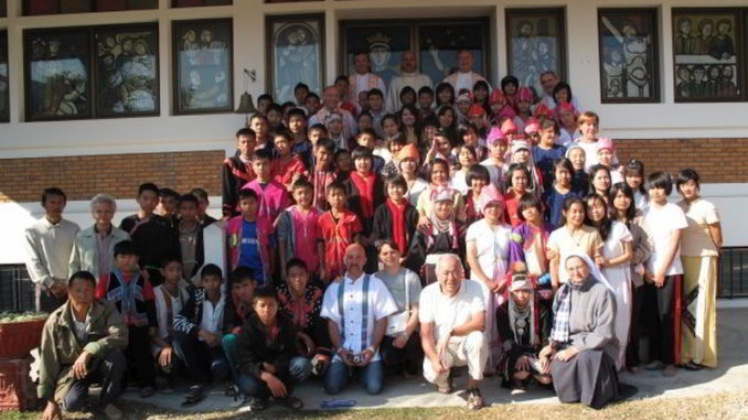 Missione in Tailandia