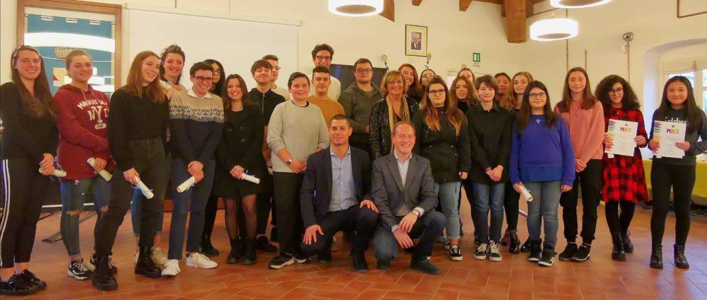 Premiazione studenti meritevoli ad Andora 2020