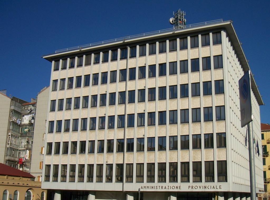 Savona Palazzo della Provincia