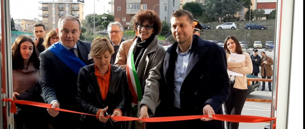 Savona intitolata a Paolo Borsellino Aula Magna Istituto Ferraris