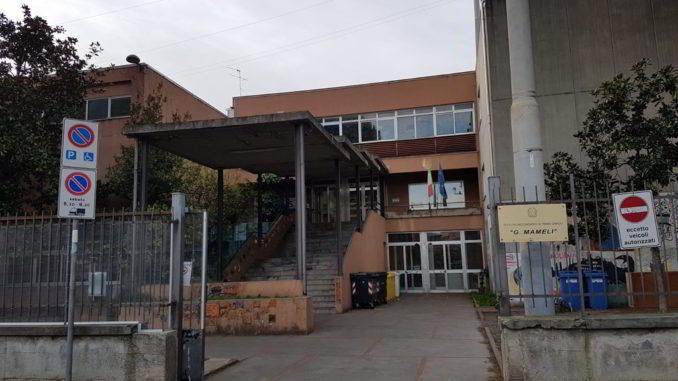 Scuola via degli orti ad Albenga