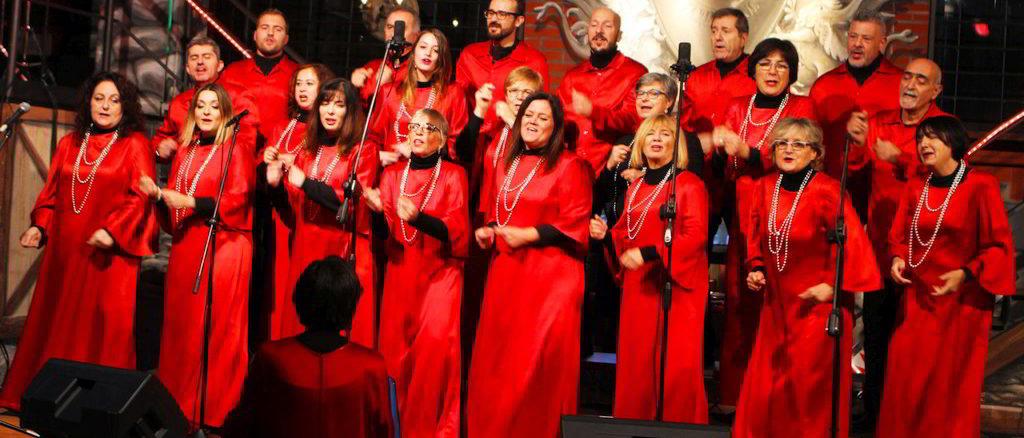 Concerto Spirituals e Folk