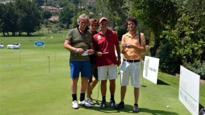 Vincitori Golf Garlenda