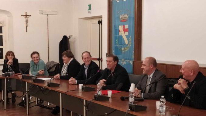 Riunione sindaci ad Andora