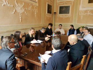 Riunione ad Albenga per il Consorzio di Bonifica