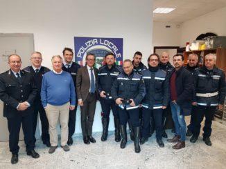 encomencomi Polizia locale di Albenga