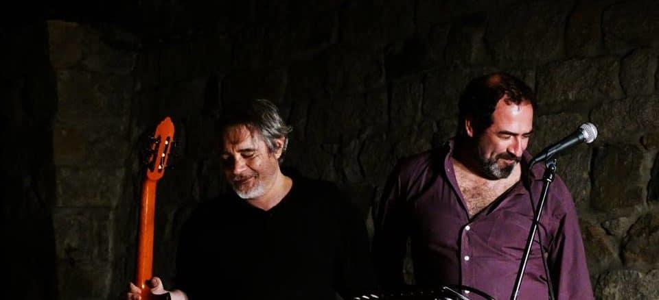 Federico Sirianni e Max Mafredi