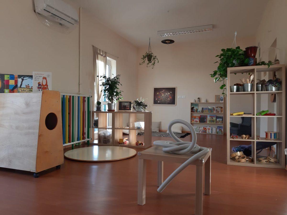 nido infanzia Fate e Folletti di Bastia di Albenga 03