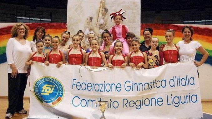 prima edizione ginnastica senza frontiere