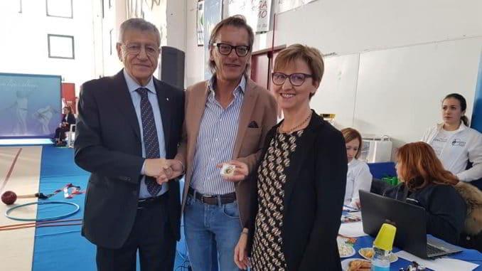 trofeo elena ghidetti medaglia ad Albenga