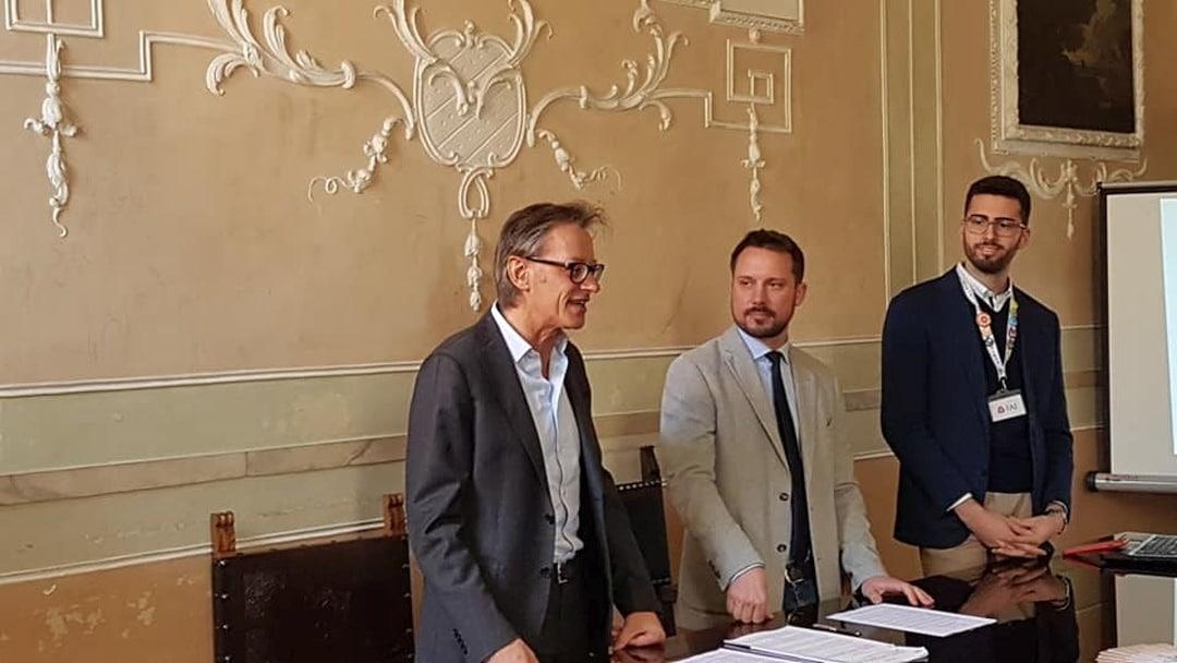 Albenga FAI firma convenzione necropoli 4
