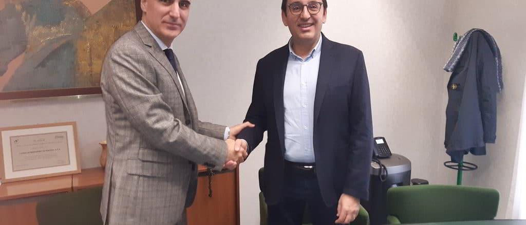 Alessio Berta e Angelo Berlangieri