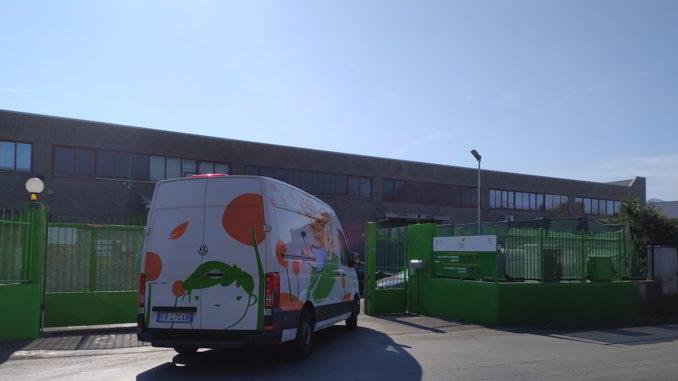Conferimento rifiuti a Villanova d'Albenga