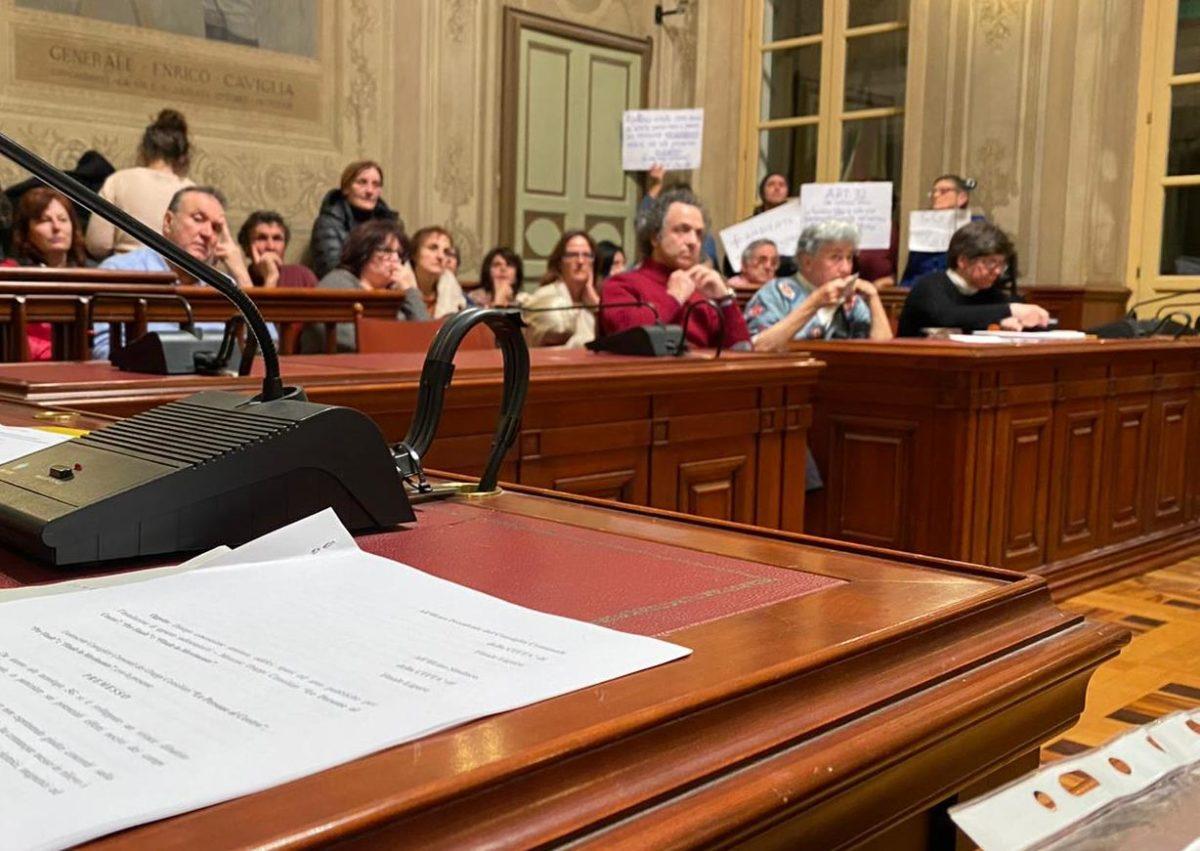 Consiglio comunale finale 2