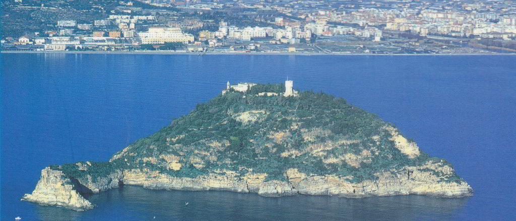 Diomedi Isola Gallinara di Albenga