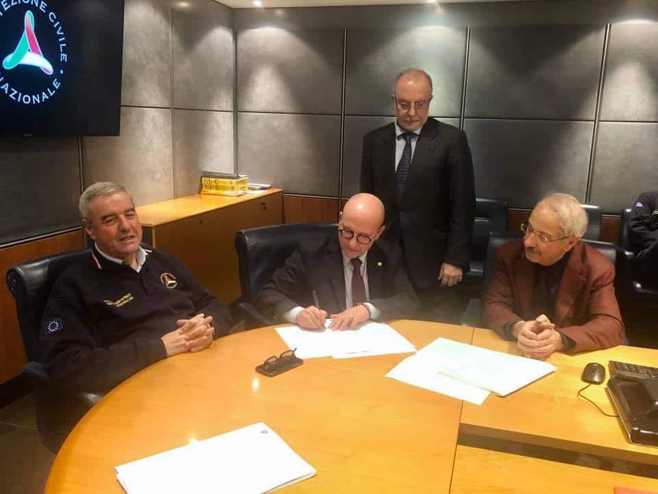 Firma costituzione STN Protezione civile 02