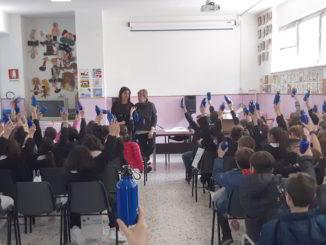 Progetto Plastic-Free nella scuola di Savona