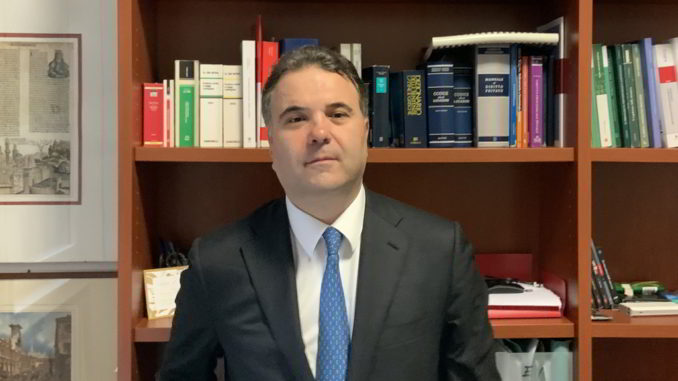 Avvocato Pasquale Lacalandra