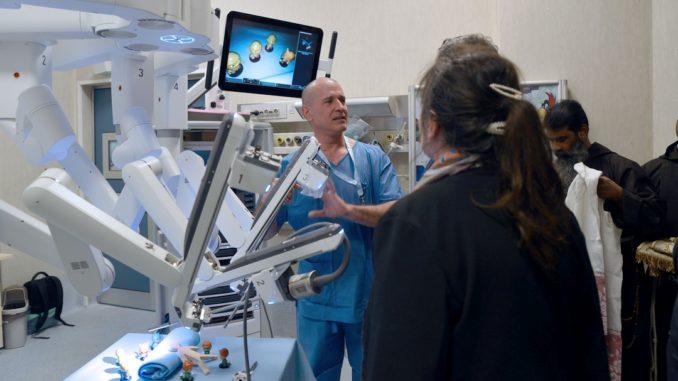 GAslini Centro di Chirurgia Robotica Pediatrica