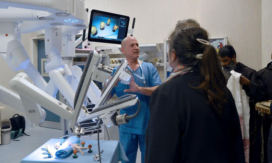 GAslini Centro di Chirurgia Robotica Pediatrica 02