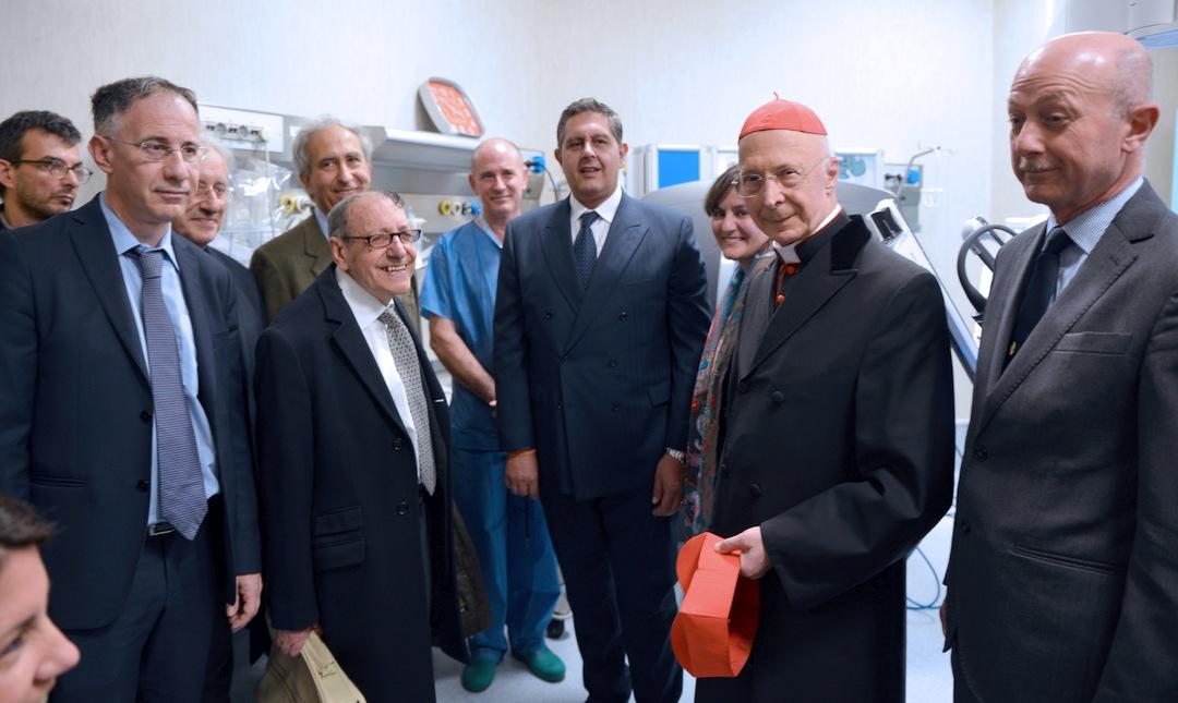GAslini Centro di Chirurgia Robotica Pediatrica 04