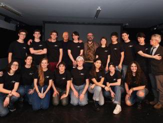 I giovani del Corso di Alta Formazione per Attori 2020