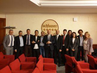Gruppo M5S a Roma