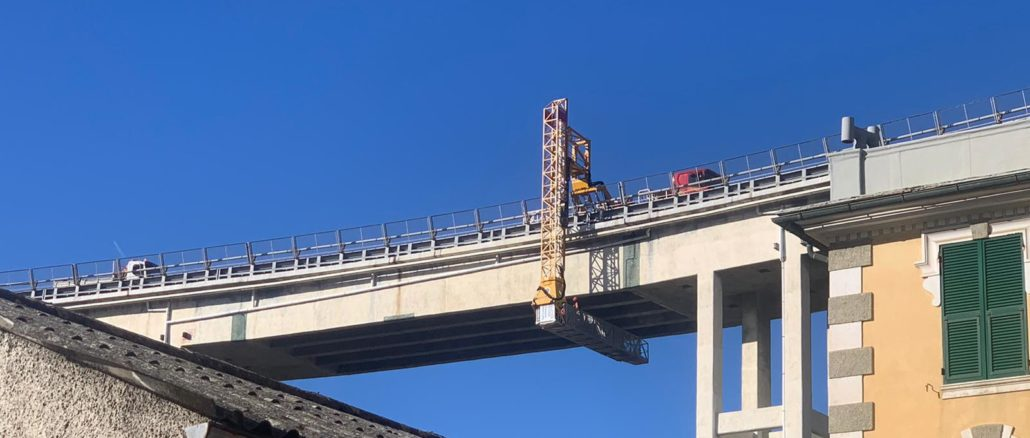 Varazze viadotto Teiro