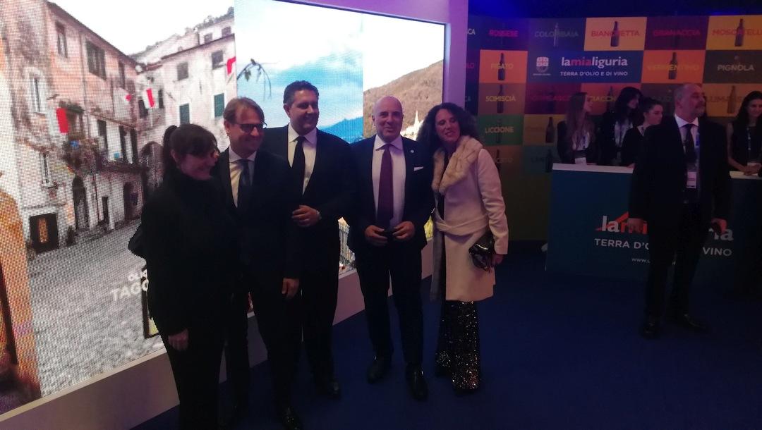 Inaugurato Spazio Liguria a Casa Sanremo 03
