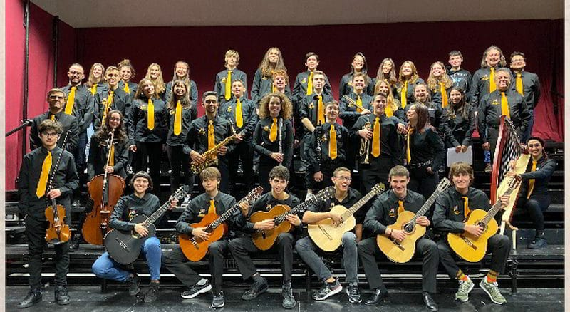 Liceo Musicale Albenga concerto