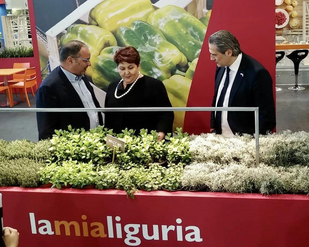 Liguria a Fruit Logistica di Berlino