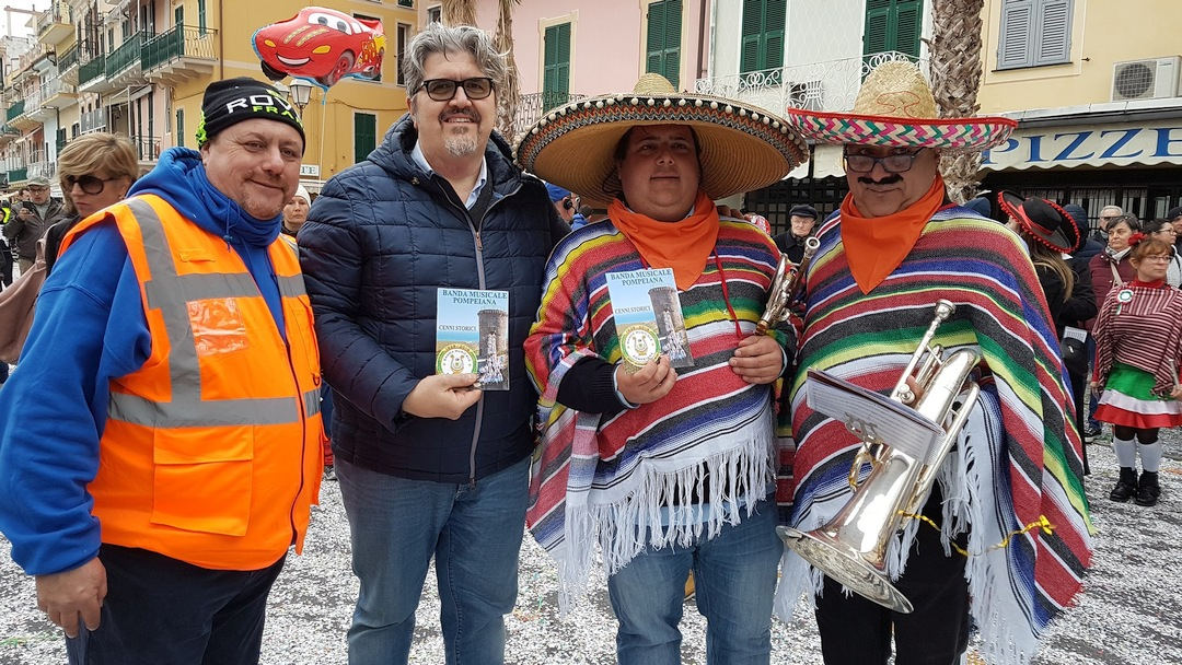 Loano Banda Pompeiana